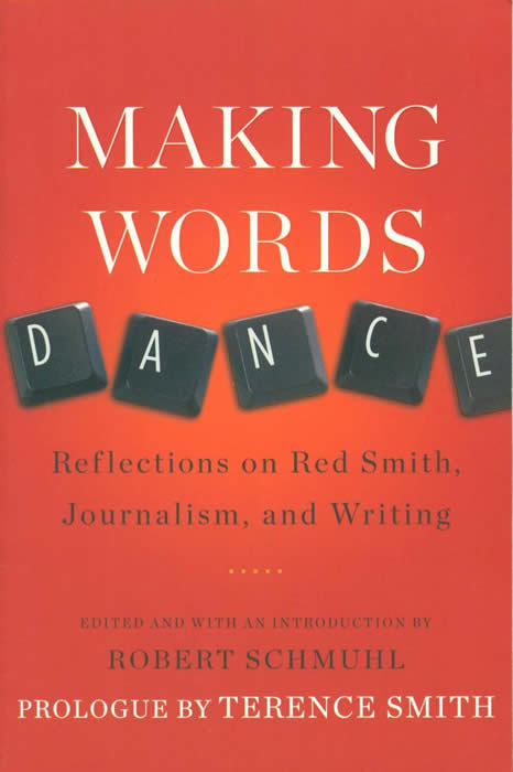 "Book Cover: ""Making Words Dance"""